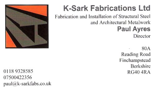 K-Sark Fabrications Ltd