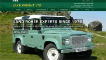 Jake Wright Landrover Specialists