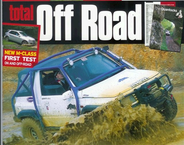 total off road